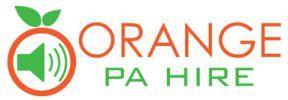 Orange PA Hire