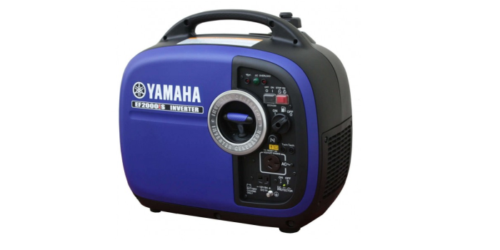 Yamaha EFT2000is silenced generator