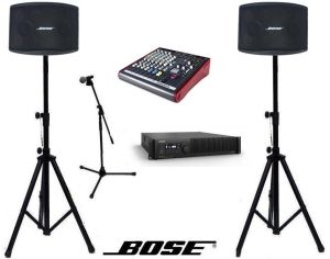 Bose 802 outdoor speaker package