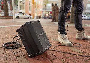 Bose S1 Pro battery powered speaker