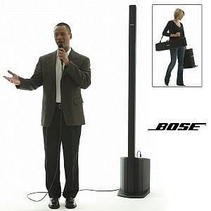 Bose L1 Compact with Wired Mic Corporate
