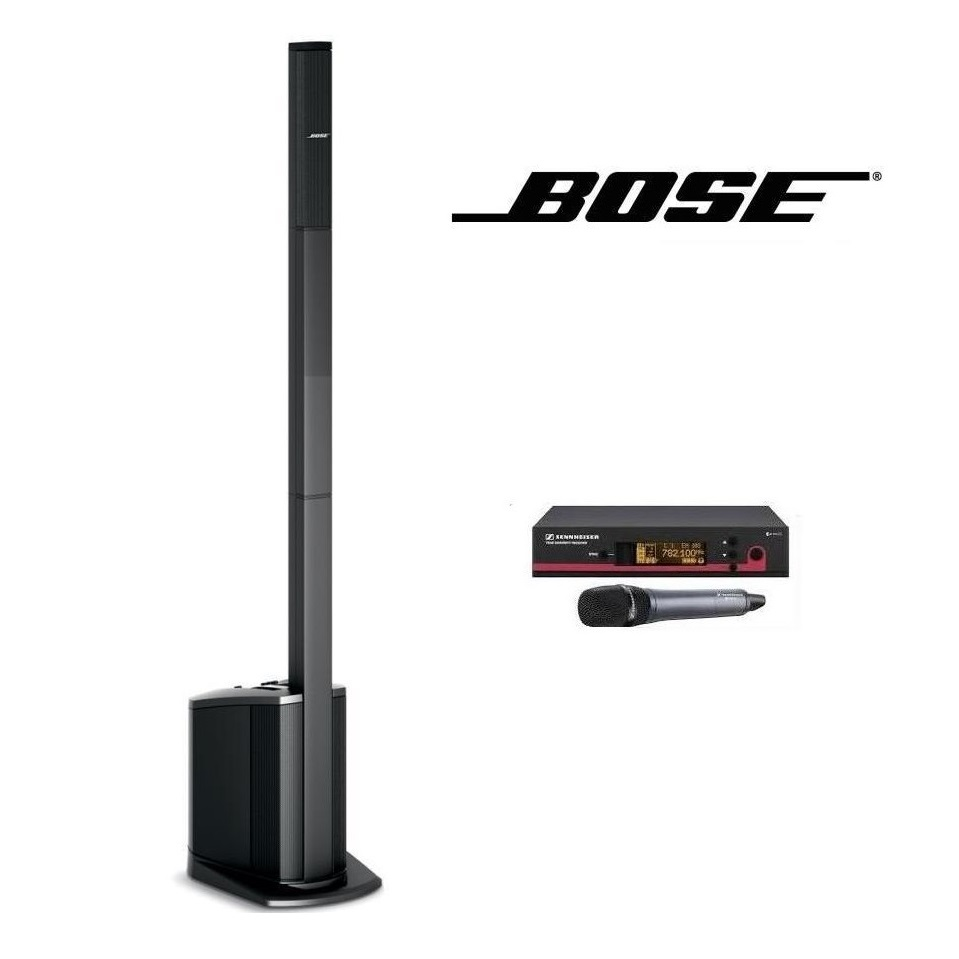 Bose L1 Compact Speaker with Wireless Microphone